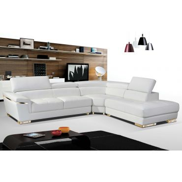 Encore Modern Round Shape Sectional