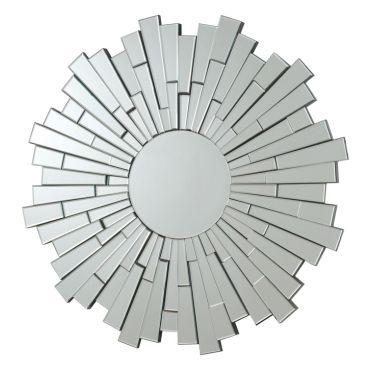 Empire Modern Round Wall Mirror