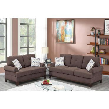 Luca Living Room Sofa Set
