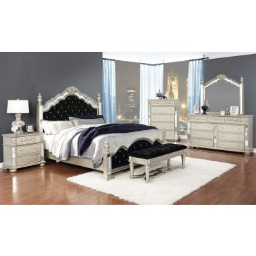 Maddison Mirrored Bedroom
