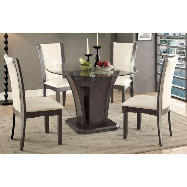 Manhattan Grey Round Table Set