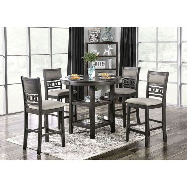 Manton Round Pub Table Set