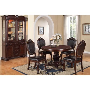 Marcus Round Dining Table Set