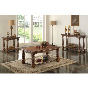 Mariefey Traditional Style Coffee Table