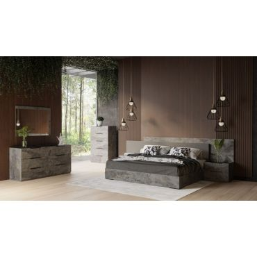 Marlon Platform Bedroom Collection