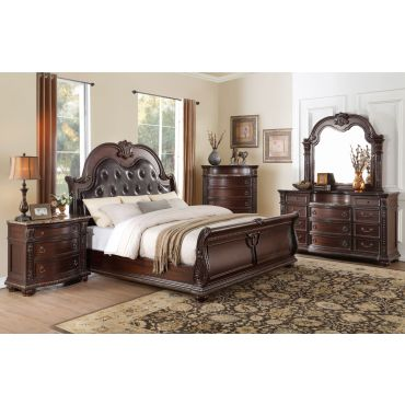Marylan Victorian Style Bedroom Collection