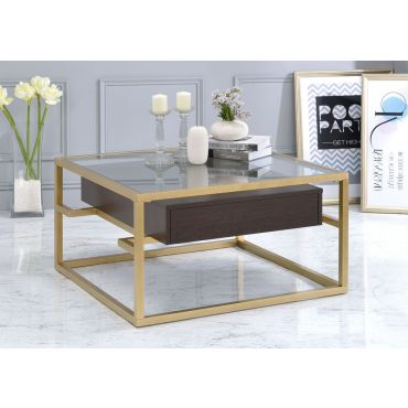 Maxine Coffee Table With Drawer