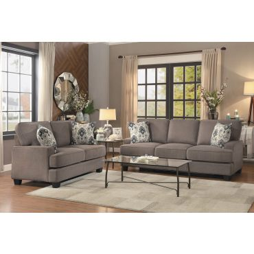 Maya Casual Fabric Sofa Collection