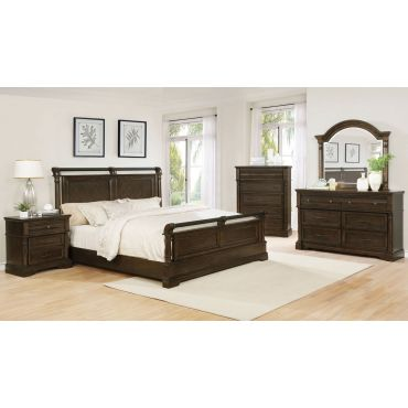 Meline Industrial Style Bedroom Furniture