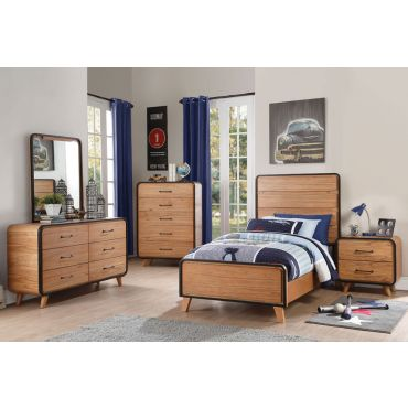 Merwin Mid-Century Modern Youth Bedroom
