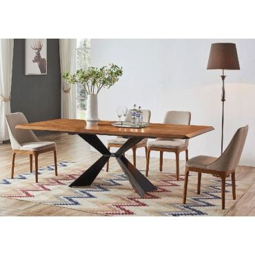 Mika Extendable Dining Table