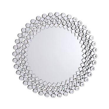 Pex Modern Round Wall Mirror