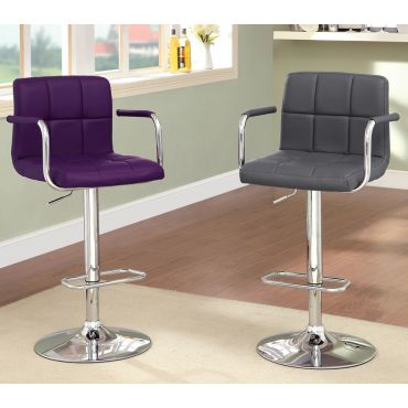 Joy Adjustable Height Barstool