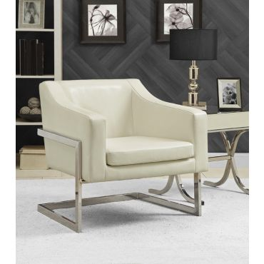 Menny Contemporary Accent Chair