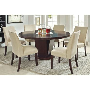Montecito Round Dining Table Set