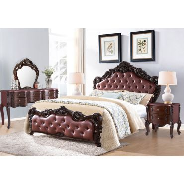Montreal Traditional Style Bed
