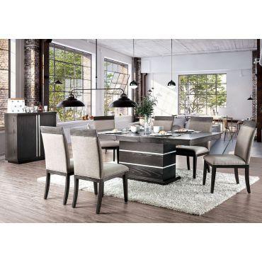 Myrtle Formal Dining Table Set