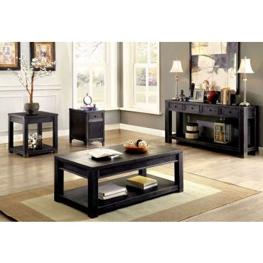 Napier Rustic Finish Coffee Table