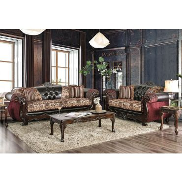 Napoleon Traditional Sofa Collection