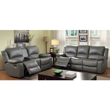 Nathan Recliner Sofa With Console