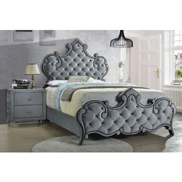 Nicolette Classic Design Bed Frame