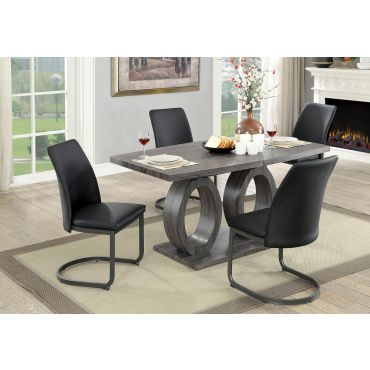 Nora Modern Style Dining Table Set