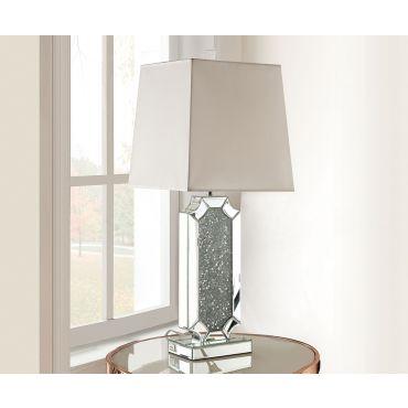 Nova Morrored Table Lamp