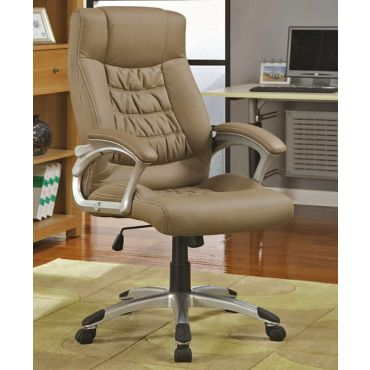 Lomita Leather Office Chair