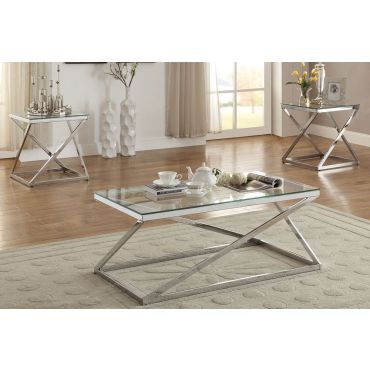 Ola Modern Style Coffee Table Set