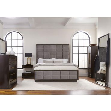 Omaha Contemporary Bedroom Collection