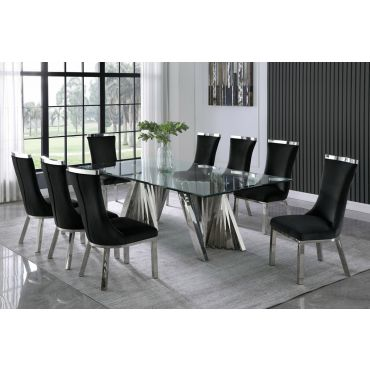 Orabelle 9-Piece Dining Table Set