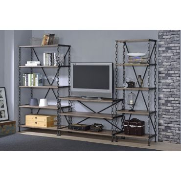 Pablo Industrial Style TV Stand