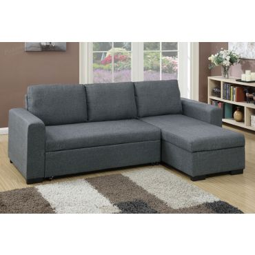 Palmer Sectional With Pullout Sleeper