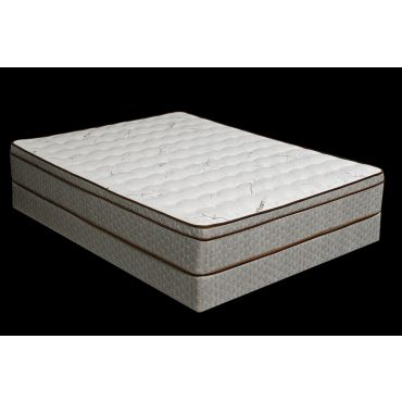 Paradise Euro Pillow Top Mattress
