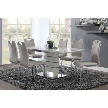 Pernel Modern Dining Table Set