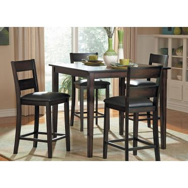 Pompeo Counter Height Table Set
