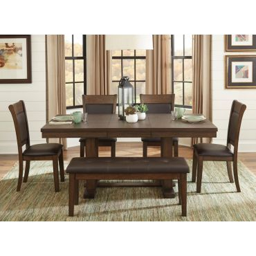 Prenzo Dining Room Table Set