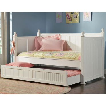 Daisy Day Bed With Trundle