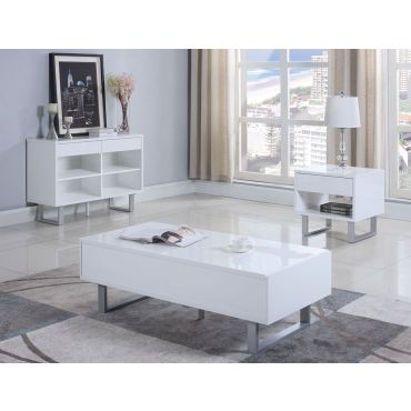 Randi Modern Storage Coffee Table