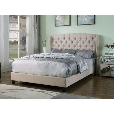 Richmond Winged Headboard Bed