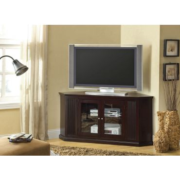 Rockwell Traditional Corner TV Stand