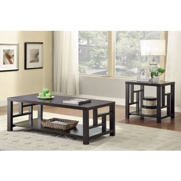 Rosario Transitional Style Coffee Table