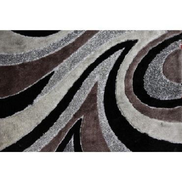 Shaggy Marble Viscose Design 26