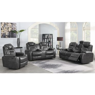 Shelly Power Recliner Sofa