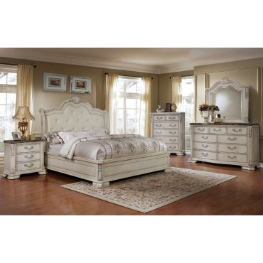 Shepard Traditional Style Bedroom