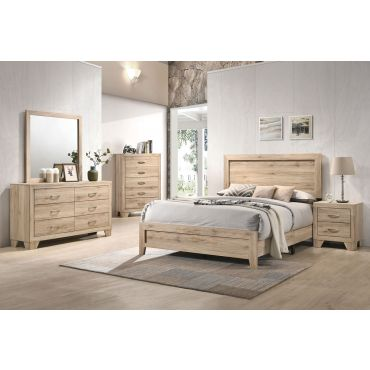 Sivert Contemporary Style Bed Collection