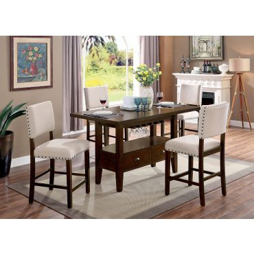 Sona Counter Height Dining Table Set