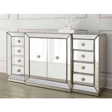 Sophia Mirrored Buffet