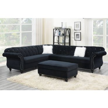 Spangler Chesterfield Style Sectional