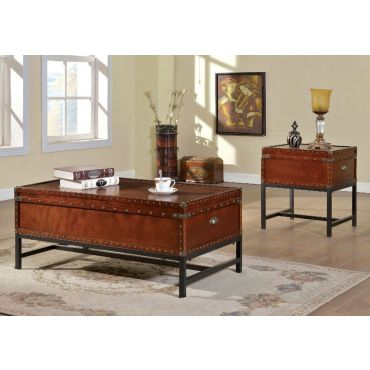 Stafford Trunk Coffee Table